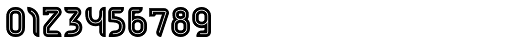 Pierce Bold Alternative Font OTHER CHARS