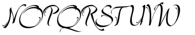 Pieve Font UPPERCASE