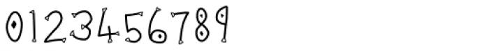 Pigeonpie Beak Bold Font OTHER CHARS