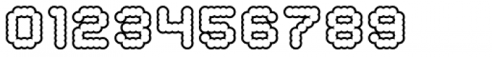 Pillow Puff JNL Font OTHER CHARS