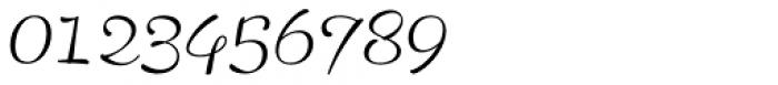 Pinala Light Font OTHER CHARS
