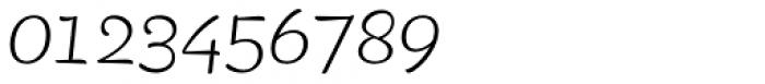 Pinala Sans Light Font OTHER CHARS