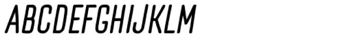 Pinatas Cottons Medium Italic Font UPPERCASE