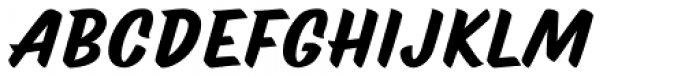 Pinatas Marks ExtraBold Font UPPERCASE