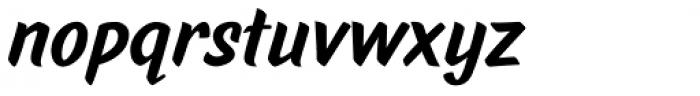 Pinatas Marks ExtraBold Font LOWERCASE