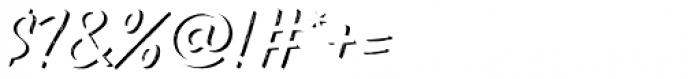 Pinatas Marks Rough Shadow Medium Font OTHER CHARS