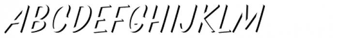Pinatas Marks Shadow Medium Font UPPERCASE