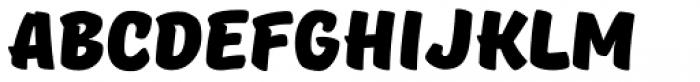 Pinatas Masters Black Font UPPERCASE