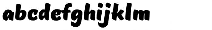 Pinatas Masters Black Font LOWERCASE