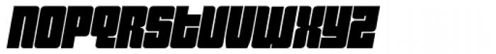 Pincoya Black Pro Italic Font UPPERCASE
