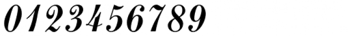 Pinel Italic Font OTHER CHARS