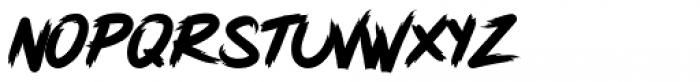 Pink Blue Regular Font LOWERCASE
