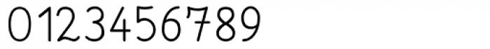 Pinocchio Mono Regular Font OTHER CHARS