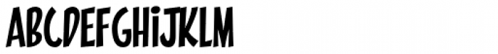 Pintanina Font LOWERCASE