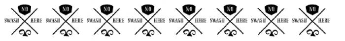 Pinto NO_05 Symbols Font OTHER CHARS