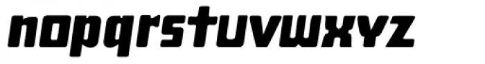 Pippen Italic Font LOWERCASE