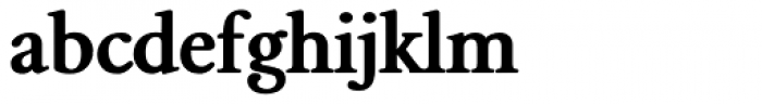 Pippin Bold Font LOWERCASE