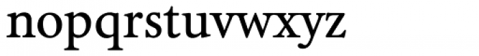 Pippin Font LOWERCASE