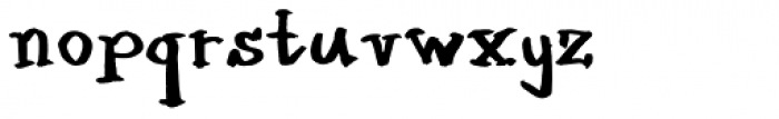 Pirate Station Font LOWERCASE