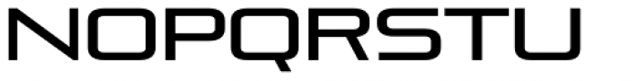 Pirulen Regular Font UPPERCASE