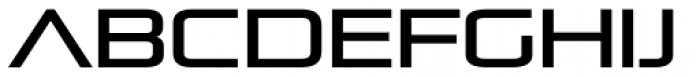 Pirulen Regular Font LOWERCASE