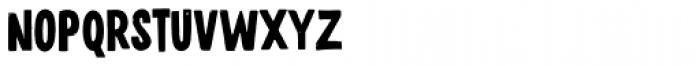 Pistacho Sans 2 Font UPPERCASE