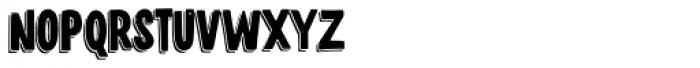 Pistacho Sans 6 Font UPPERCASE