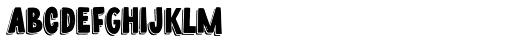 Pistacho Sans 6 Font LOWERCASE
