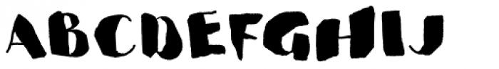 Pitos Deco Font UPPERCASE