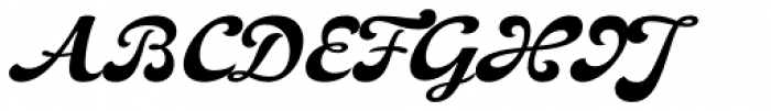 Pivo Font UPPERCASE