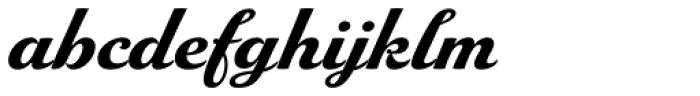 Pivo Font LOWERCASE