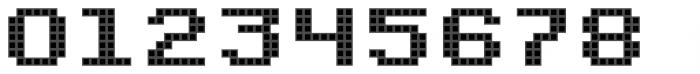 Pixa Square 232 Font OTHER CHARS