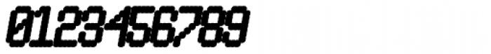 Pixel Gantry AOE Heavy Italic Font OTHER CHARS