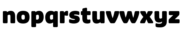 Pinup Font LOWERCASE