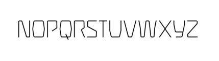 Picnica Regular Font UPPERCASE