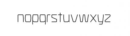 Picnica Regular Font LOWERCASE
