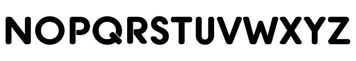 PJ Masks Bold Font UPPERCASE