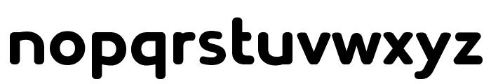 PJ Masks Bold Font LOWERCASE