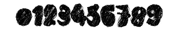 PK CoBrA Font OTHER CHARS