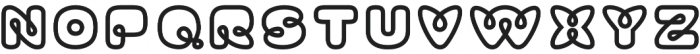 PLY otf (700) Font LOWERCASE