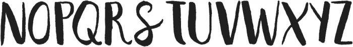 Planine Script ttf (400) Font UPPERCASE