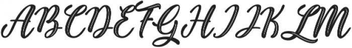 Plastic Beauty ttf (400) Font UPPERCASE