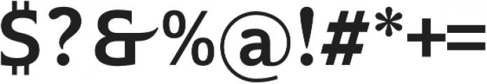 Plastilin Bold otf (700) Font OTHER CHARS