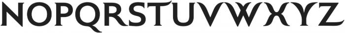 Plastilin Bold otf (700) Font UPPERCASE