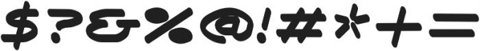 Plata otf (400) Font OTHER CHARS