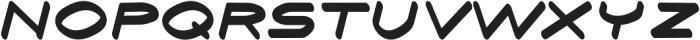 Plata otf (400) Font LOWERCASE