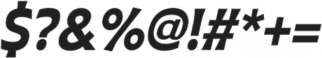Plathorn otf (900) Font OTHER CHARS