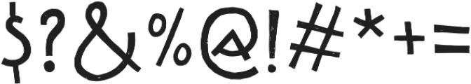 Pleyo otf (400) Font OTHER CHARS