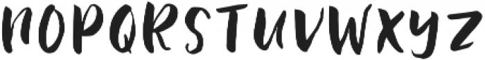 Plumeria Script otf (400) Font UPPERCASE