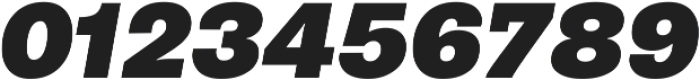 Pluto Sans Black Regular ttf (900) Font OTHER CHARS